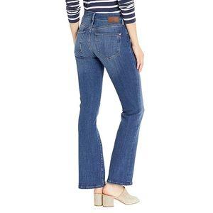 NWT- MAVI Molly Classic Mid Rise Bootcut Jeans